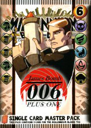 James Bomb 006 Plus One